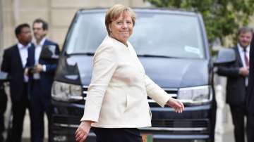 Промяна в протокола за визитите на Меркел