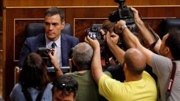 Испанският парламент не гласува днес Педро Санчес за премиер
