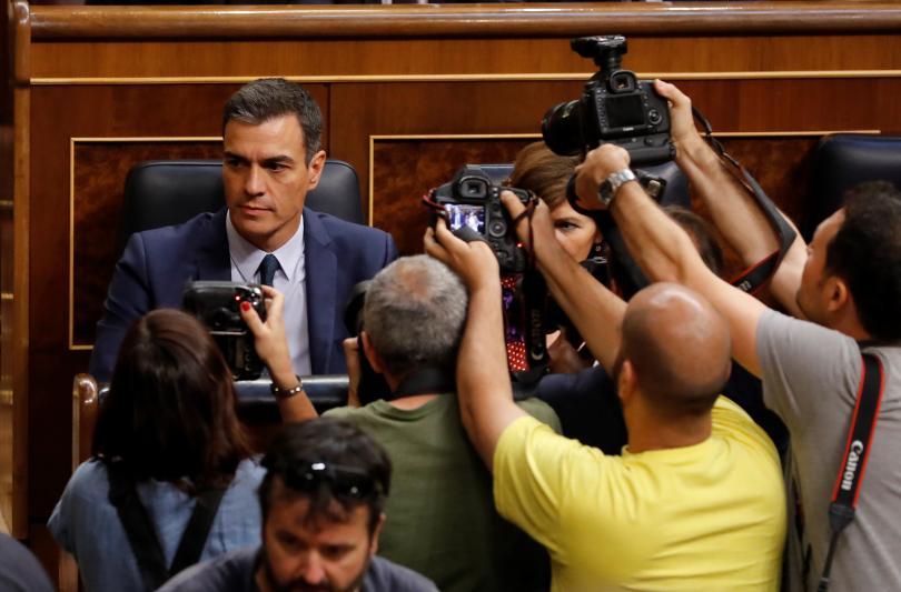 Испанският парламент не подкрепи и на второ гласуване социалиста Педро