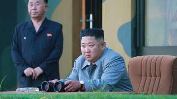Ракетните изпитания били тържествено предупреждение на Ким за Сеул