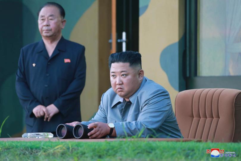 Лидерът на Северна Корея Ким Чен Ун заяви, че изпитанието