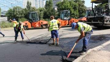 Приключи ремонтът на южното платно на булевард България в София