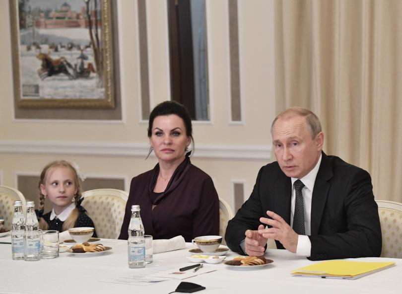 снимка 5 Путин слезе с батискаф на дъното на Финския залив (Снимки)