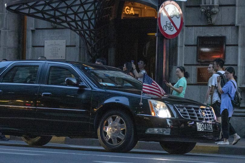 Съединените щати и Китай подновяват преговорите за избягване на търговска