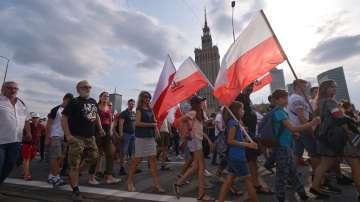 Германия поиска прошка от Полша за нацистките престъпления