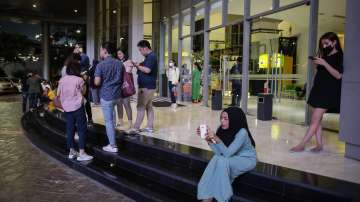 Силно земетресение е регистрирано в Индонезия