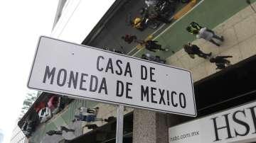 Ограбиха монетния двор в Мексико