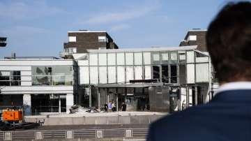 Нов взрив в Копенхаген - този път до полицейски участък