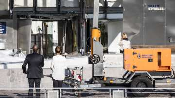 Взрив е избухнал пред датската данъчна служба
