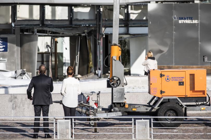Полицията в Дания е започнала разследване на причините за експлозия