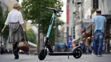 КАТ глобява за карането на тротинетки по булеварди