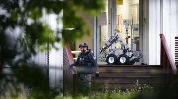 В Осло беше извършено нападение срещу джамия