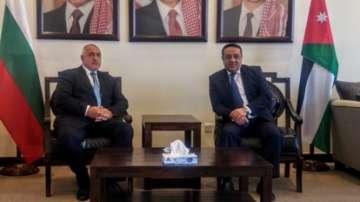 Бойко Борисов е на официално посещение в Йордания