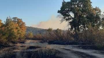 Загасен е пожарът в Хасковско