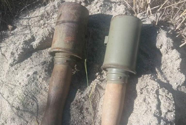Снимка: Военнослужещи унищожиха невзривени боеприпаси във Видин