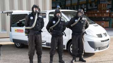 Франция мобилизира 13 200 полицаи за срещата на Г-7