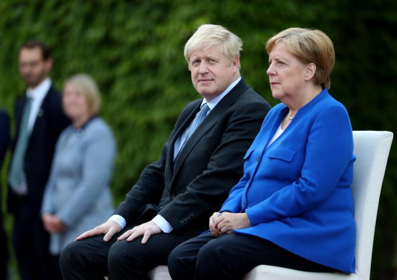 Днес в Париж ще разговарят британският министър-председател Борис Джонсън и