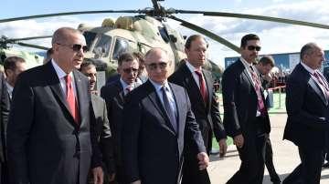 Русия е готова да включи Турция в програмата за новия изтребител Су-57