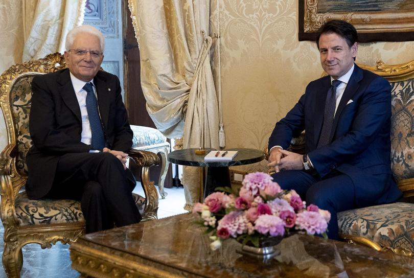 В Италия кризата в управлението е на път да приключи.