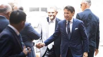 Джузепе Конте получи мандат да състави правителство на Италия