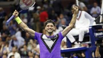 Григор Димитров се класира за първи път на полуфинал на US Open