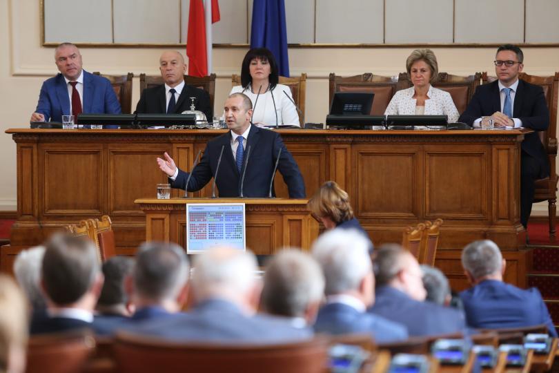 снимка 1 Новият политически сезон започна с остър тон в парламента