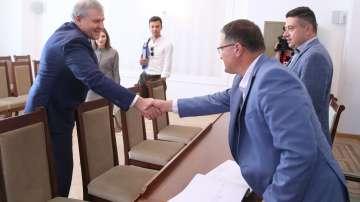 СДС се регистрира за участие в местните избори