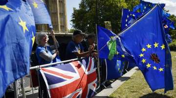 Британските депутати гласуваха закон за блокиране на Брекзит без сделка