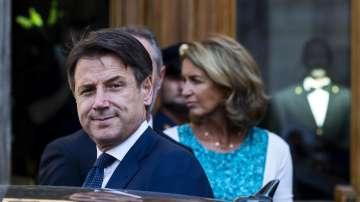 Конте представи новото италианско правителство