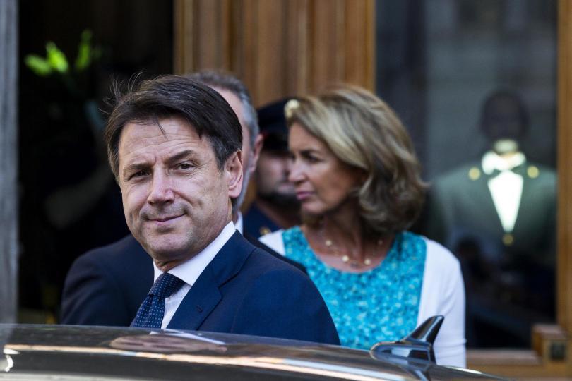 Новото италианско правителство на социалдемократи и антисистемното движение Пет звезди