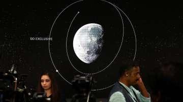 Индия загуби връзка с лунния си модул (Снимки)