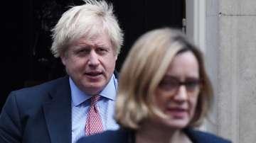 Още един министър напусна кабинета на Борис Джонсън