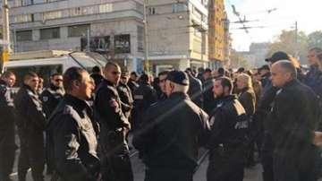 Протести за и против кандидатурата на Иван Гешев