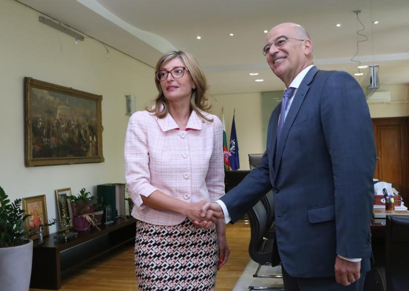 снимка 1 Гърция подкрепя България за Шенген