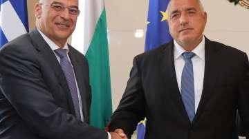 Борисов: Осигурихме напълно финансирането на интерконектора България-Гърция