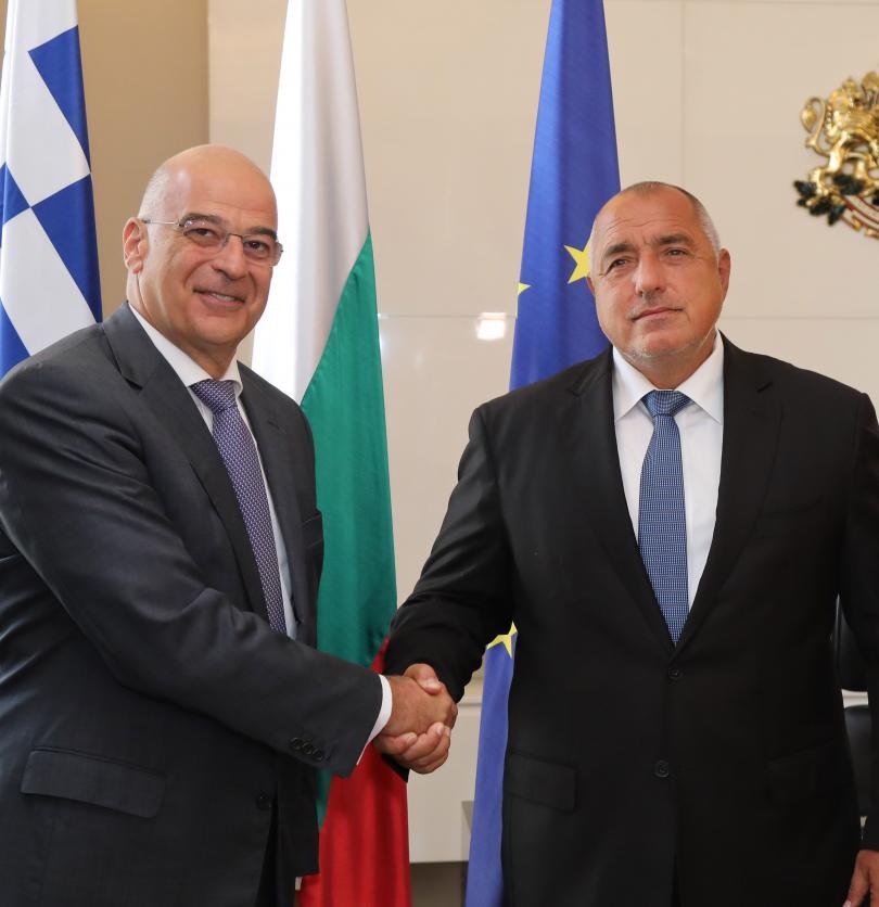 борисов осигурихме напълно финансирането интерконектора българия гърция