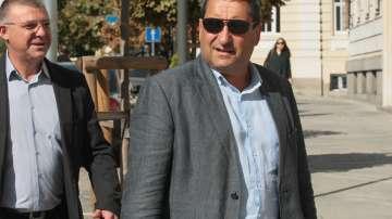 Актьорът Тончо Токмакчиев се регистрира като кандидат за кмет на София