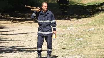 Бойко Борисов поздрави пожарникарите за празника им
