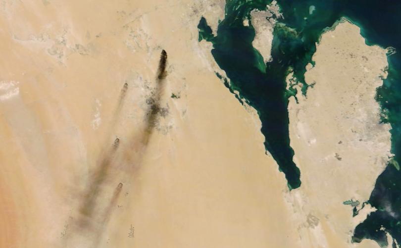 Напрежение в Близкия изток, след като САЩ обвиниха Иран за