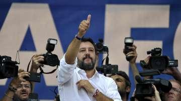 Салвини обеща с референдуми да блокира влизането на мигранти