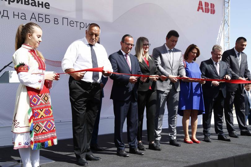 Нов завод ще осигурява работа на над 400 души от