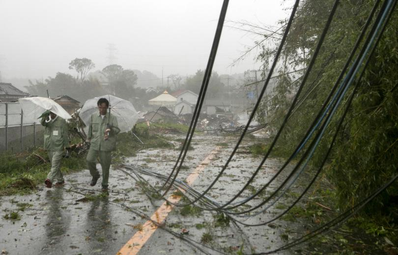 властите препоръчват евакуация млн японци заради тайфуна хагибис