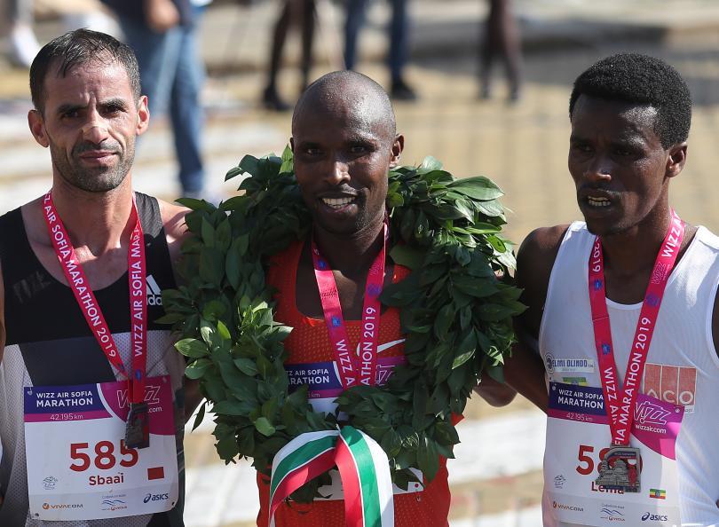 Кениец и етиопка спечелиха Маратона на София