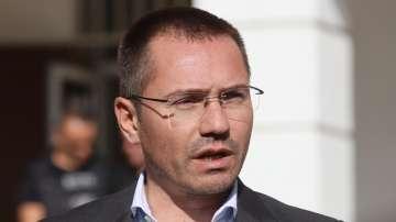 Започна проверка за налагане на санкция на Ангел Джамбазки