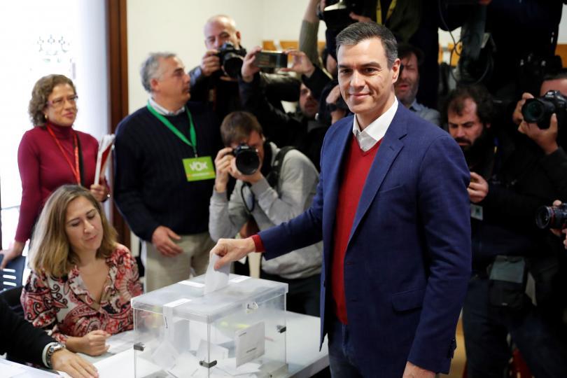 37 милиона испанци гласуват на парламентарни избори