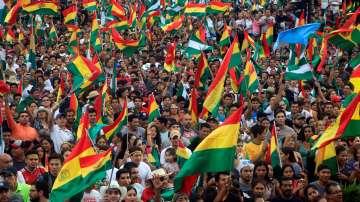 Вълнения в Боливия след оставката на президента Моралес