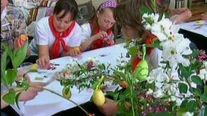 В Силистра отвори врати великденска работилница за писани яйца