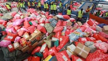 Денят на самотните сърца дойде с големи разпродажби в Китай