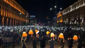 Пореден протест срещу номинацията на Гешев за главен прокурор