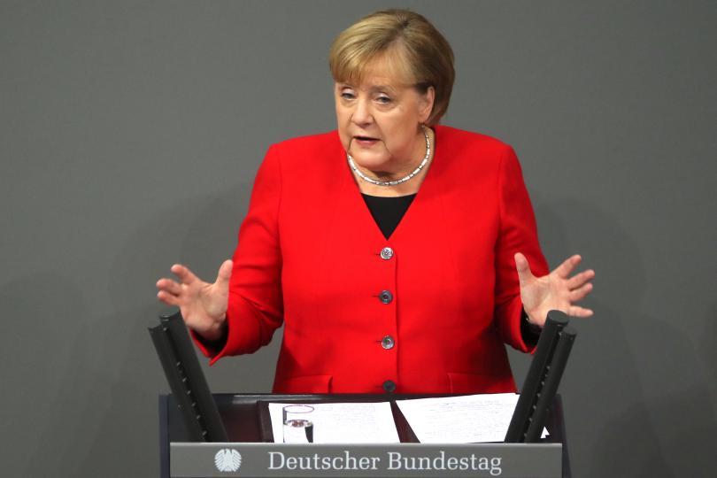 Германският канцлер Ангела Меркел призова страните от Европейския съюз да